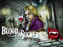Blood Suckers - автоматы на деньги