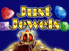 Регистрация на автомате Just Jewels