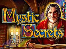 Mystic Secrets автомат с регистрацией