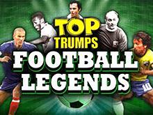 Top Trumps Football Legend