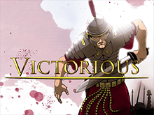 Victorious онлайн – игровой аппарат с исторической тематикой
