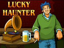 Lucky Haunter автомат с регистрацией