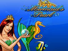 Регистрация на автомате Mermaid's Pearl
