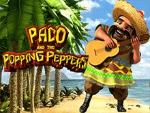 Перцы Пако в онлайн клубе