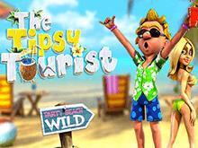 Играть в онлайн-автомат The Tipsy Tourist