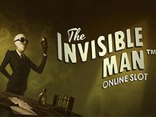 Слот Человек-Невидимка с фантастической тематикой