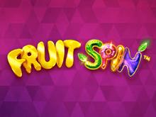Играйте в виртуальный аппарат Fruit Spin и выигрывайте